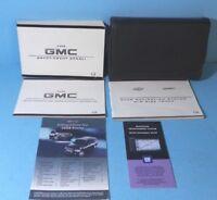 2017 Gmc Gm Terrain Terrain Denali Owners Manual Gmc947 Ebay