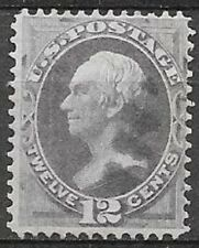 USA 12c Clay Scott type A50 very nice clear stamp see scans
