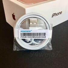  Apple iPad Air Genuine Original Official Lightning USB Charger Cable Lead