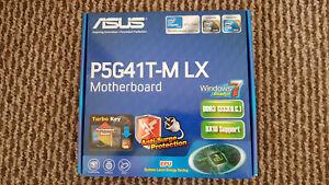 ASUS P5G41T-M LX LGA775 Motherboard