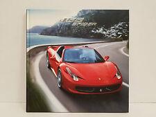 Ferrari 458 Spider Brochure