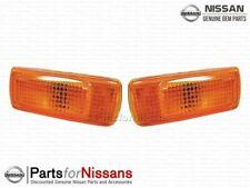 Nissan JDM 180SX Front Marker Lamp Set LH RH