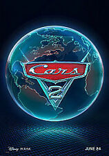 Cars 2 (DVD, 2011) AL