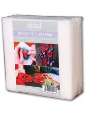 FOAM BLOCK for Needle Felting  150mm x 150mm x 50mm Perfect for needle felting