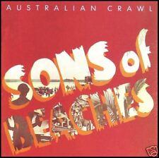 AUSTRALIAN CRAWL - SONS OF BEACHES CD (JAMES REYNE)*NEW
