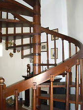 Hardwood Staircase Hand Made  made to order