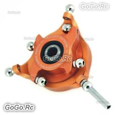 Tarot 450DFC Metal CCPM Swashplate Dual-Digit Orange for RC Helicopter TL48030-2