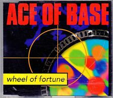 ACE OF BASE -Wheel Of Fortune- German 4 track CD Single