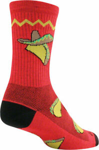 SockGuy Crew Taco Tuesday Sock: LG/XL