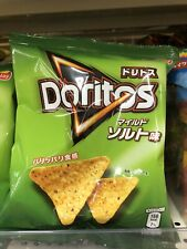 Doritos Mild Salt Rich Taste Tortilla Chips Japanese Snack Sweets Food JAPAN