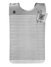 "Washboard Zydeco Rubboard ""EDGE TRIM""Free Scratchers & Always Free Shipping"