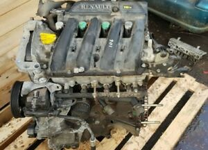 Renault Megane ENGINE 1.6L PETROL K4M 700 16v 107hp TESTED 75K