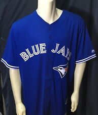 New Majestic Toronto Blue Jays Baseball Jersey Mens XL NWT MLB Canada