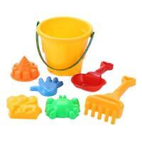 #QZO 7pcs/set Baby Kids Beach Sand Play Toys Bucket Shovel Pretended Play Toys