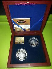 Malaysia 100 tahun Y.TM TUNKU ABDUL RAHMAN PUTRA AL-HAJ Proof coin Set 2    2005