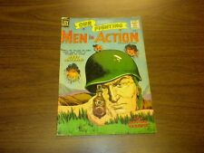 MEN IN ACTION #4 Ajax 1957 war