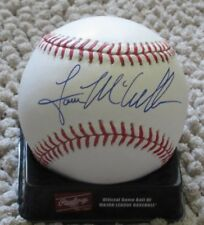LANCE McCULLERS Autographed Official Major League Baseball-HOUSTON ASTROS