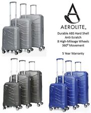 Unisex Adult Luggage Sets with 3 pieces Suitcases/Bags