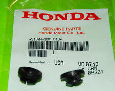 2 x NEW GENUINE Honda Accord Civic CRV Odyssey Hood Prop Rod Pivot Grommet OEM