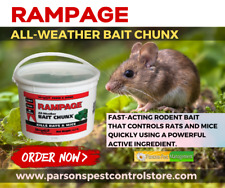 Rampage All-Weather Bait Chunx - (18 lb)
