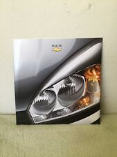 2004 Chevy Malibu Mini Book
