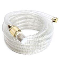 """AWM 2/"""" 50 M Saugschlauch 57//50 Vert Spiralschlauch pression tuyau PVC 2 in"""