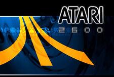 A4 Poster-ATARI 2600 (giochi retrò FOTO ARTE XBOX 360 PS3 Wii Nintendo Sega)