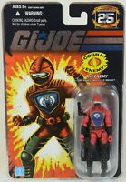 "GI Joe 25th Anniversary COBRA H.I.S.S DRIVER ~ American Hero 3.75"" Action Figure"