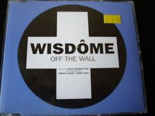 WISDOME - OFF THE WALL (2000) CDS (POSITIVA): NR MINT