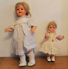 Lot de deux poupées ancienes BELLA et RAYNAL C