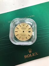 Rolex Datejust Champagne/Gold dial For 36mm Watch Case