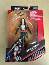 DC COMICS MULTIVERSE SUICIDE SQUAD KATANA ACTION FIGURE NIP COLLECT N CONNECT