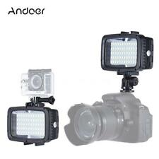 Andoer 3 Mode LED Video Light Lamp USB for GoPro Hero XIAOMI Yi 4k SJCAM Camera