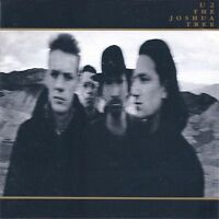 U2 CD The Joshua Tree - Europe