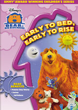 Bear in the Big Blue House: Early to Bed, Early to Rise DVD Region 1