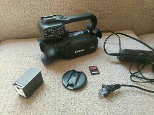 Canon XA10 High Definition Camcorder