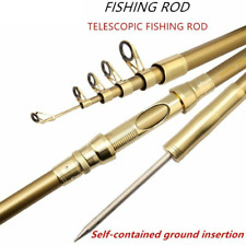 Spinning Casting Rods Super Hard Telescopic Fishing Lure Rod Travel Beach Tools