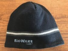 BioWare official logo RARE beanie hat NEVER SOLD IN STORES tobaggon wool cap/hat