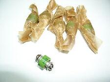NOS Doorknob Capacitor K15-14b 15pf Lot of 6pcs. //-10/% 3.5kV