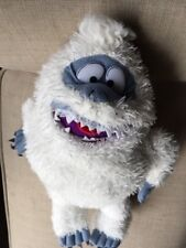 Abominable Snowman Plush Stuffed Animal Rudolph Red Nosed 16�