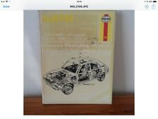 Haynes Manual for Austin Allegro 1100, 1300, 10, 11 & 13 1973 to 1982 all models