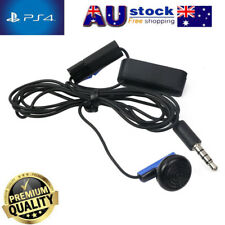 Original 3.5mm Earphone For PS4 Wired Headset Headphones Control With MICROPHONE