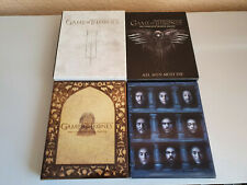 Game of Thrones Season 3,4,5,6 Blu-Ray Englisch