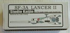 Robotech Macross SF-3A Lancer II 1/72 Resin Kit Studio Kaijin Coby Lorang