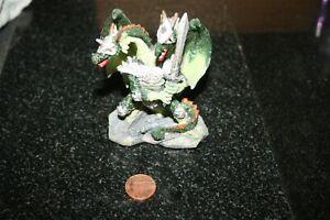 Small Ornamental double headed Dragon