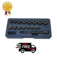 Clutch Alignment Tool Set Universal Car Vans Mechanics Heavy Duty 17 Piece