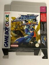 Megaman Xtreme - Game Boy Color box ONLY new, original from nintendo warehouse