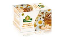 Hindu 20 tea bags MANZANILLA MIEL Y JENGIBRE / CHAMOMILE HONEY & GINGER
