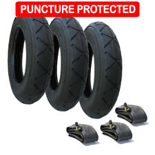 Mountain Buggy Breeze tyres & inner tubes set x 3 size 10 x 2 Puncture Protected
