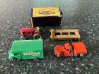 Matchbox Moko lesney Joblot Collection Of 4 models & A Empty Box